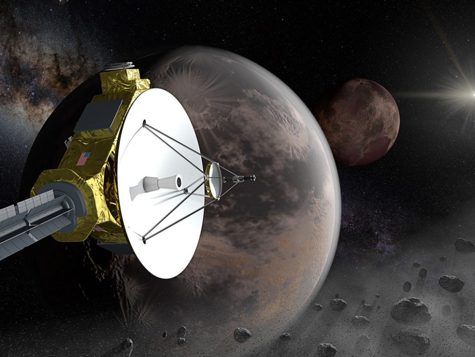 New-Horizons-flyby-Pluto-into-Kuiper-belt
