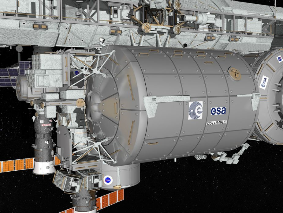 ISS-Columbus-detail