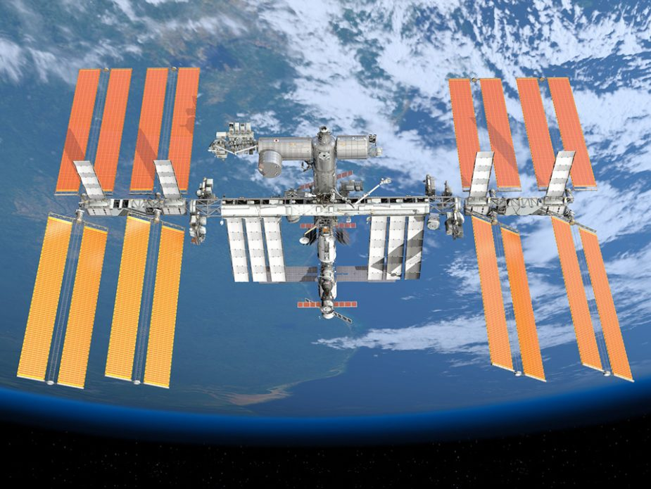 ISS-Earth-south